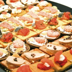 PLATEAU CANAPES RECETTES CREATIVES X27
