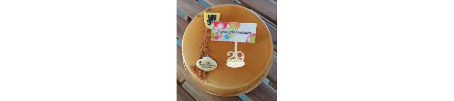Personnalisé gâteau d'anniversaire