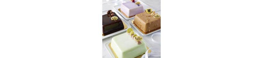 Nos Gâteaux glacés pour 6 gourmands !