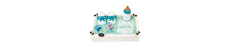 Nos gâteaux pour vos naissances
