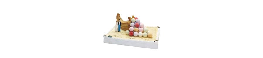Wedding Cake : des pièces à personnaliser !
