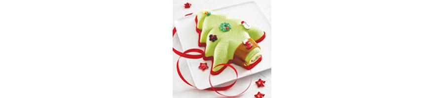 Gâteau festif Noël