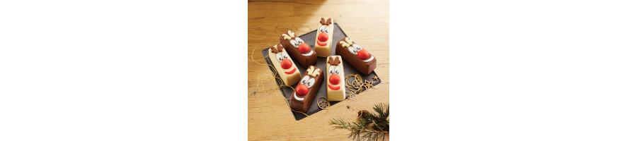 Nos desserts glacés de fêtes Van Den Casteele