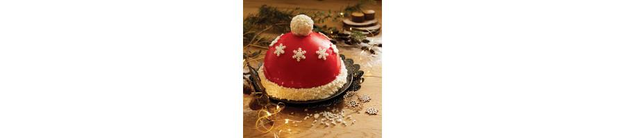 Des gâteaux glacés rigolos pour les fêtes
