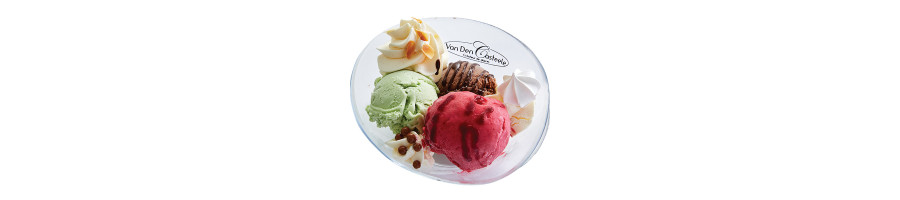 crème glacée et sorbet