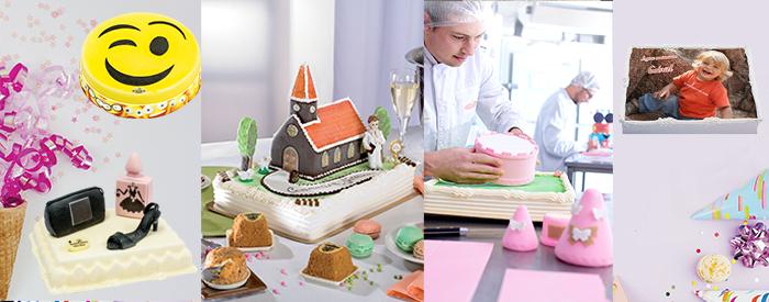 gâteau anniversaire, mariage, communion